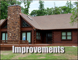 Log Home Improvement  Licking County, Ohio